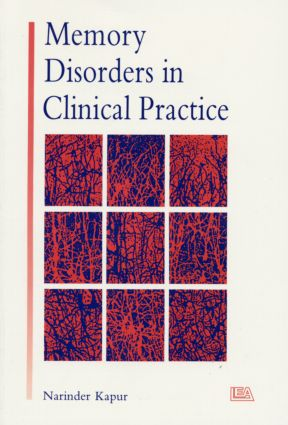 Memory Disorders in Clinical Practice (Paperback) book cover