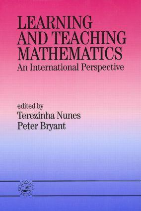 Learning and Teaching Mathematics