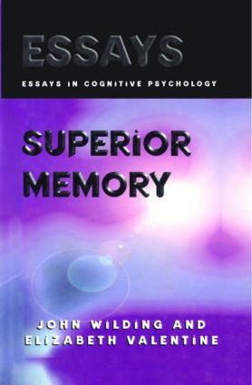 Superior Memory book cover
