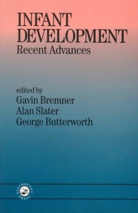 Infant Development: Recent Advances (Paperback) book cover