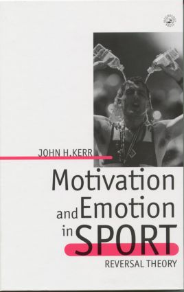 Motivation and Emotion in Sport (Paperback) book cover