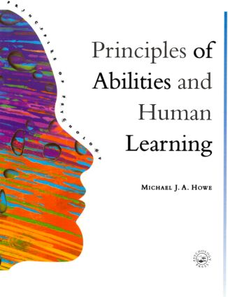 Principles Of Abilities And Human Learning (e-Book) book cover