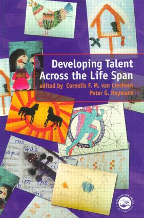Developing Talent Across the Lifespan (Hardback) book cover