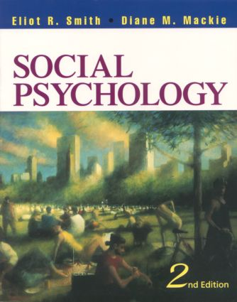 Social Psychology: Third Edition, 2nd Edition (Hardback) book cover