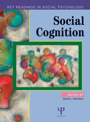 Social Cognition: Key Readings (Paperback) book cover
