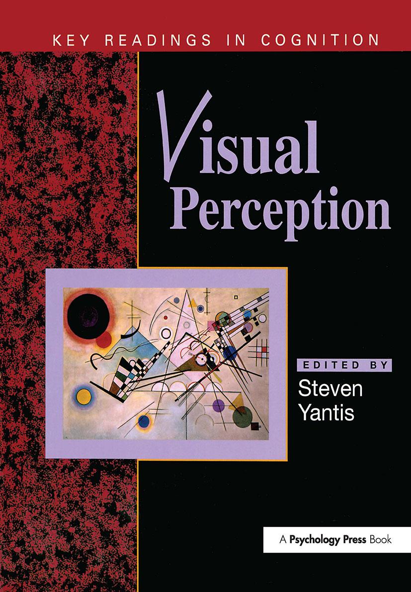 Visual Perception: Key Readings book cover