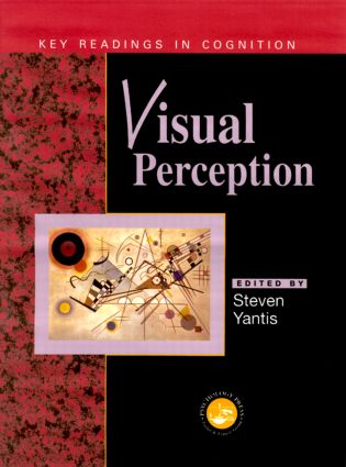 Visual Perception: Key Readings (Paperback) book cover
