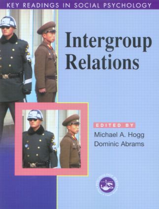Intergroup Relations: Key Readings (Paperback) book cover
