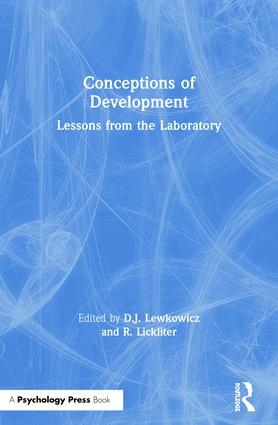 Conceptions of Development: Lessons from the Laboratory, 1st Edition (Paperback) book cover