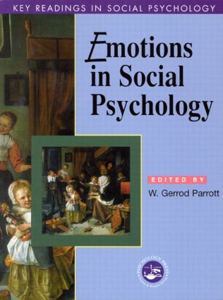 Emotions in Social Psychology: Key Readings, 1st Edition (Paperback) book cover