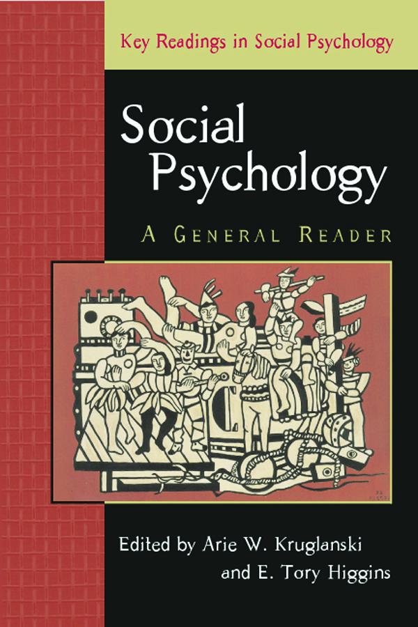 Social Psychology: A General Reader book cover