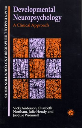 Developmental Neuropsychology: A Clinical Approach (Paperback) book cover