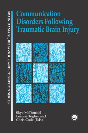 Communication Disorders Following Traumatic Brain Injury book cover