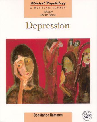 Depression book cover