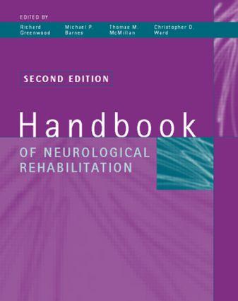 Handbook of Neurological Rehabilitation (Hardback) book cover