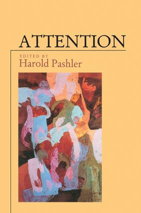 Attention (Paperback) book cover