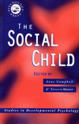 The Social Child (Paperback) book cover