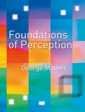 Foundations of Perception book cover