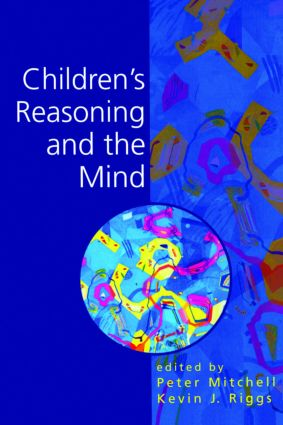 Children's Reasoning and the Mind (Paperback) book cover