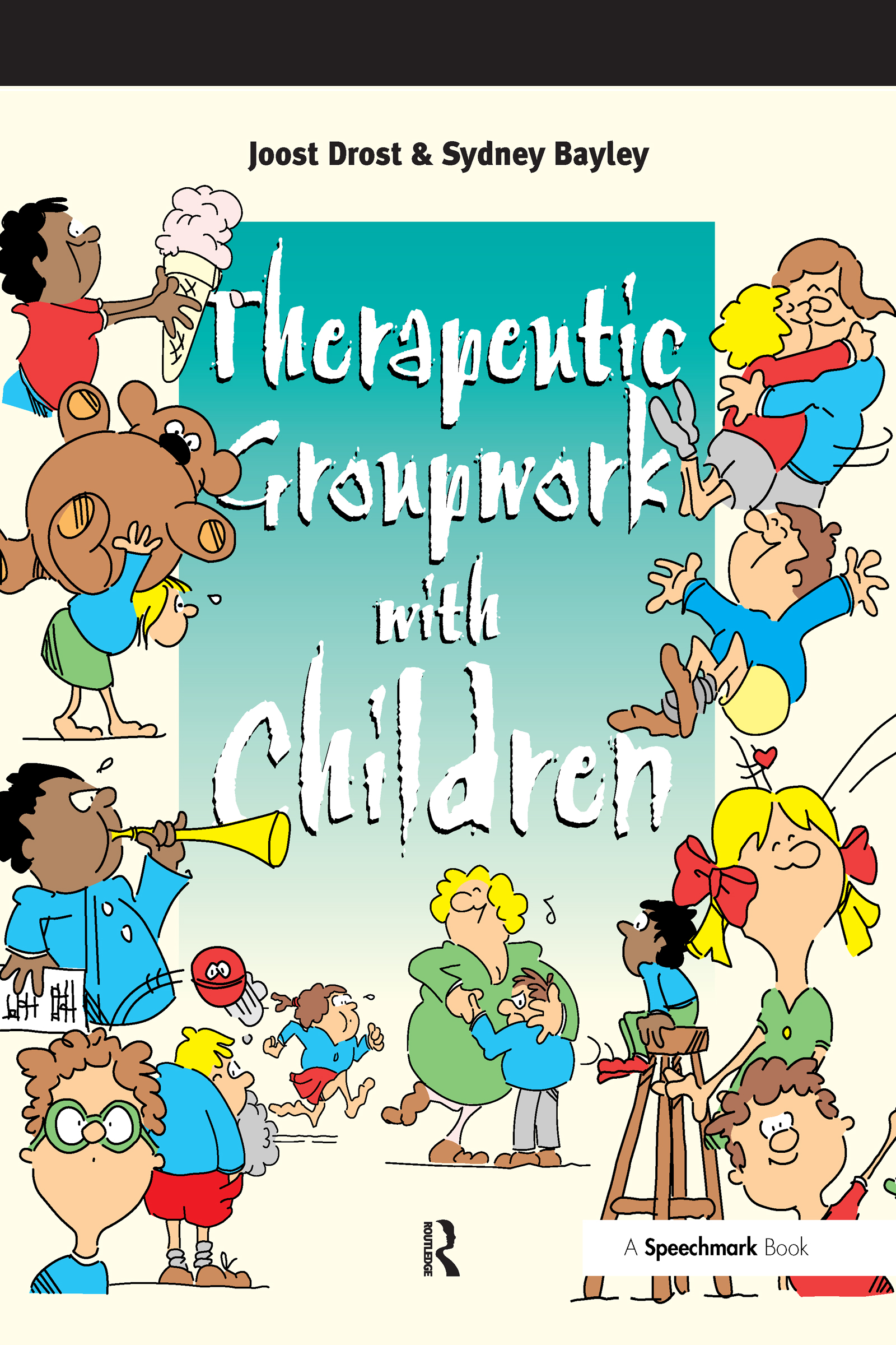 Therapeutic Groupwork with Children: 1st Edition (Paperback) book cover