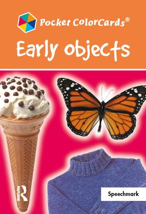 Early Objects: Colorcards: 1st Edition (Flashcards) book cover