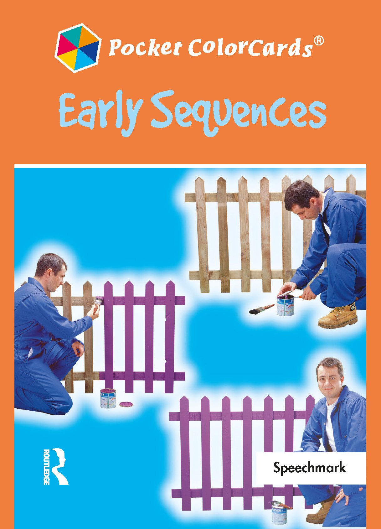 Early Sequences: Colorcards: 1st Edition (Flashcards) book cover