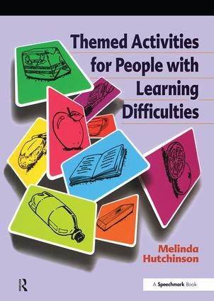 Themed Activities for People with Learning Difficulties: 1st Edition (Paperback) book cover