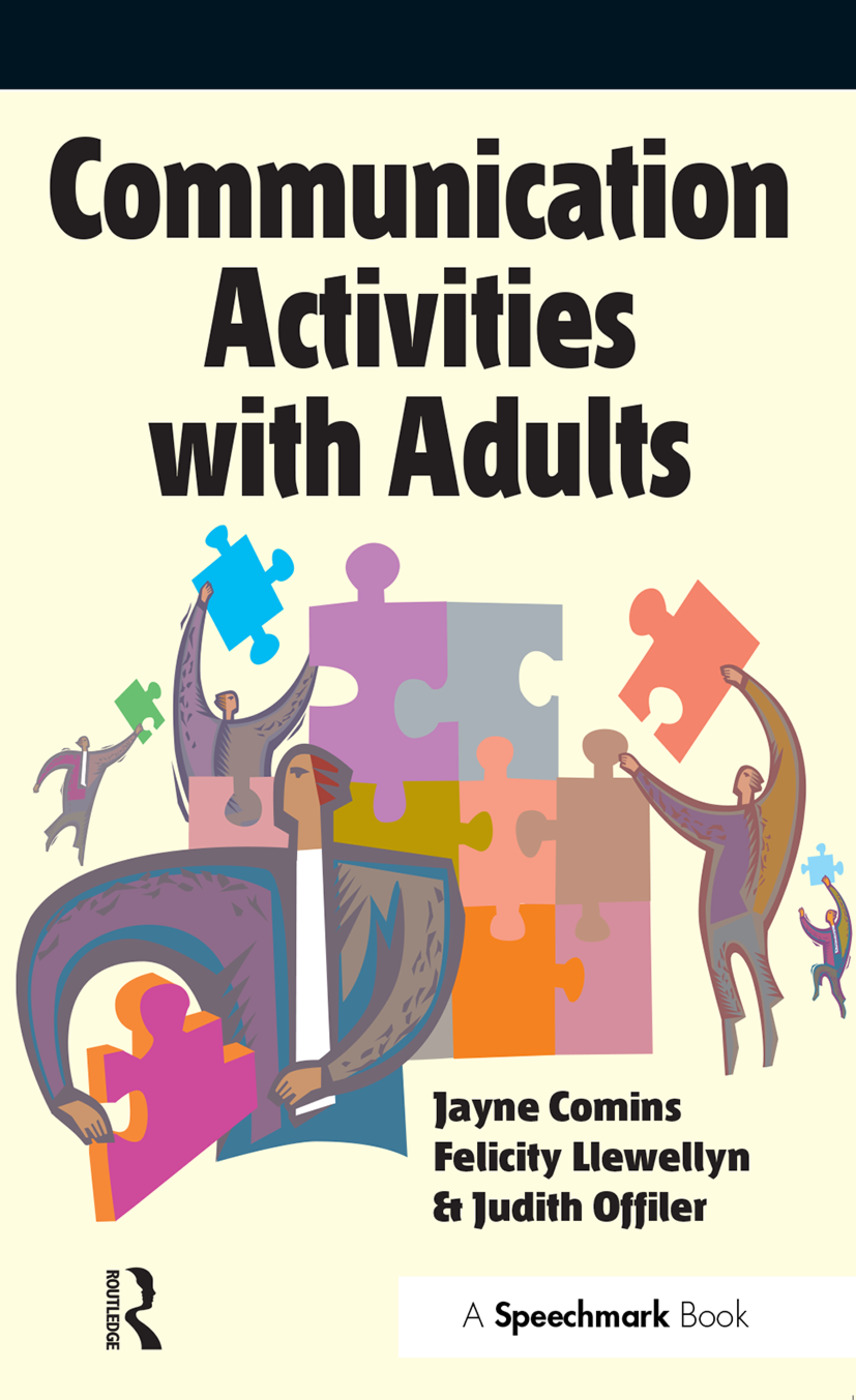 Communication Activities with Adults: 1st Edition (Paperback) book cover