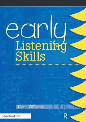 Early Listening Skills: 1st Edition (Paperback) book cover