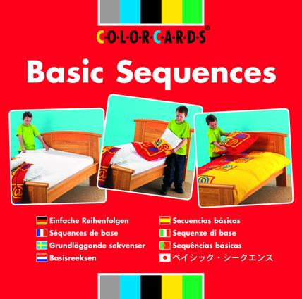 Basic Sequences: Colorcards (Flashcards) book cover
