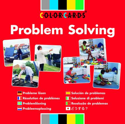Problem Solving: Colorcards (Flashcards) book cover