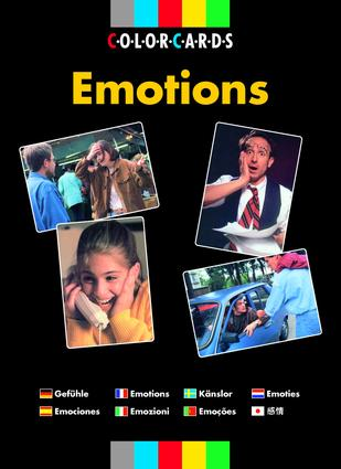 Emotions: Colorcards (Flashcards) book cover
