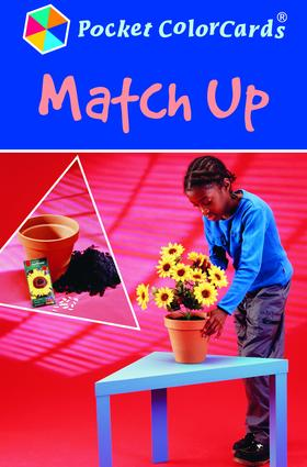 Match Up: Colorcards: 1st Edition (Flashcards) book cover
