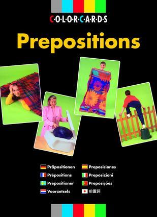 Prepositions book cover
