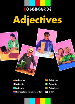 Adjectives: Colorcards (Flashcards) book cover