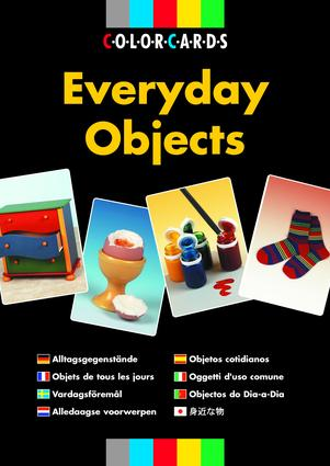 Everyday Objects book cover