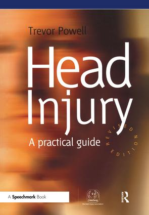 Head Injury: A Practical Guide, 2nd Edition (Paperback) book cover