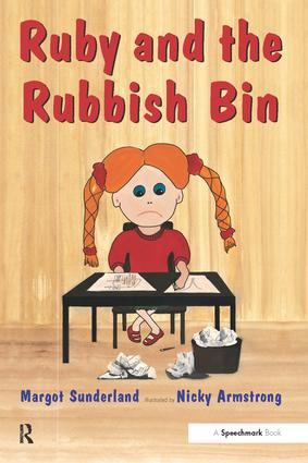 Ruby and the Rubbish Bin: A Story for Children with Low Self-Esteem book cover