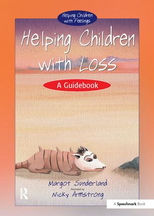 Helping Children with Loss: A Guidebook book cover