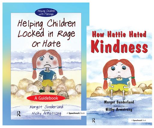 Helping Children Locked in Rage or Hate & How Hattie Hated Kindness: Set book cover