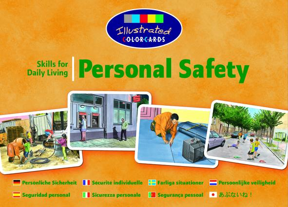 Personal Safety book cover
