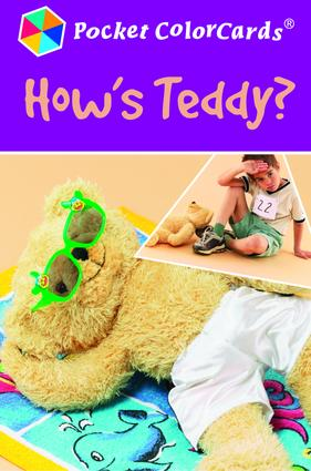 How's Teddy?: Colorcards: 1st Edition (Flashcards) book cover