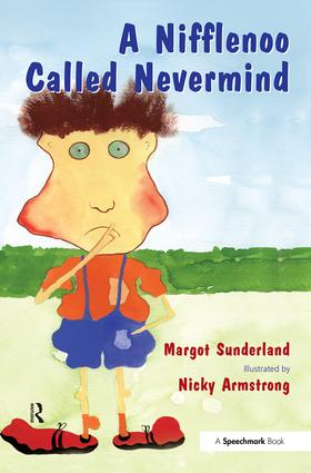 A Nifflenoo Called Nevermind: A Story for Children Who Bottle Up Their Feelings book cover