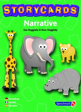 Storycards Narrative: 1st Edition (Flashcards) book cover