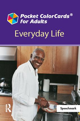 Pocket Adult Life: Colorcards book cover