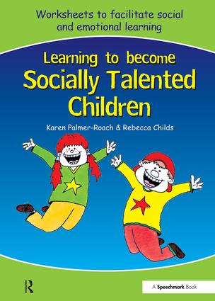 Learning to Become Socially Talented Children: 1st Edition (Paperback) book cover