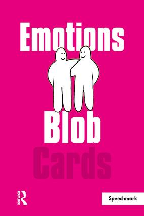 Emotions Blob Cards book cover