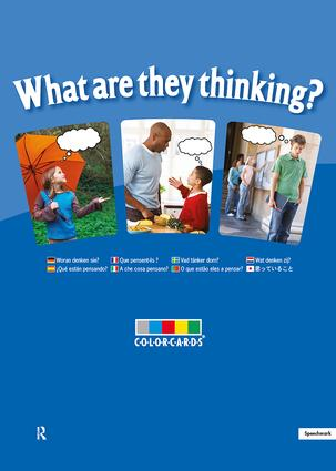 What are They Thinking?: Colorcards (Flashcards) book cover