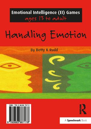 Handling Emotion Card Game: 1st Edition (Flashcards) book cover