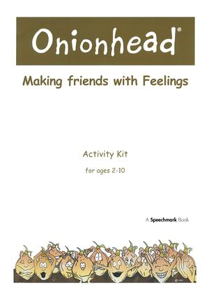 Onionhead Activity Kit Age 2-10: 1st Edition (Flashcards) book cover